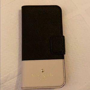 Kate Spade folio phone case iPhone 6